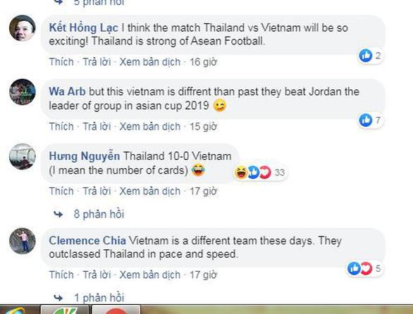 Cổ động viên châu Á dành nhiều tình cảm cho tuyển Việt Nam - Ảnh 2.
