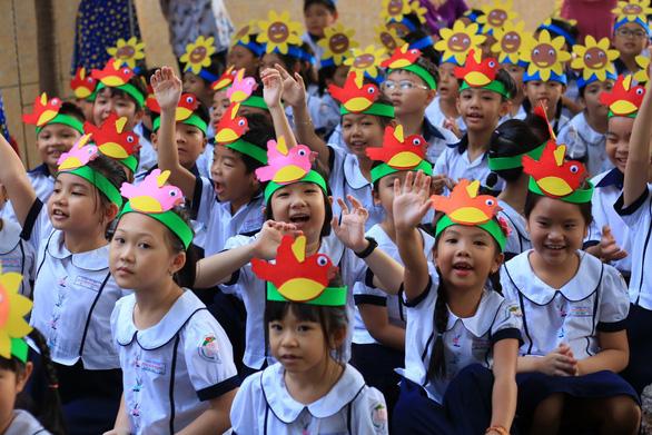 Hơn 22 triệu học sinh khai giảng năm học mới - Ảnh 1.