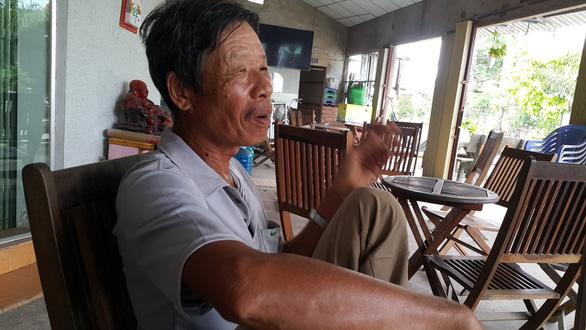 Tai nạn trong mưa của hai cô công nhân và ông già chở 500 hột vịt - Ảnh 1.