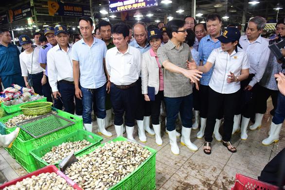 Đề xuất Ban quản lý An toàn thực phẩm TP.HCM thành Sở An toàn thực phẩm - Ảnh 1.
