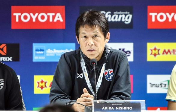 HLV Nishino: Thái Lan mạnh hơn Việt Nam - Ảnh 1.