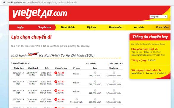 Vietnam Airlines muốn đối thủ niêm yết giá vé máy bay bao gồm thuế, phí - Ảnh 3.