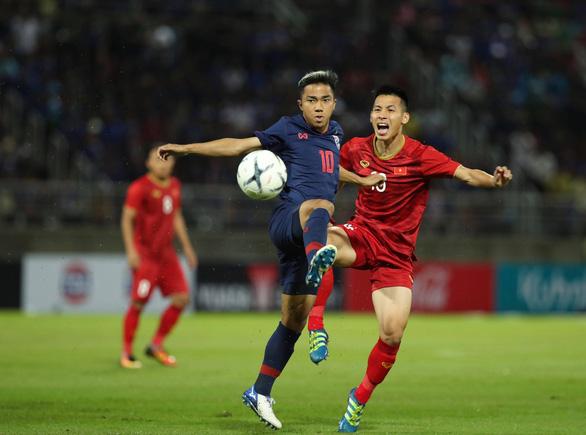 Cùng bỏ lỡ nhiều cơ hội, Việt Nam hòa Thái Lan không bàn thắng - Ảnh 1.