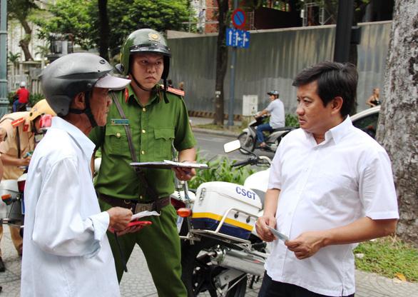 TP.HCM chính thức cho ông Đoàn Ngọc Hải thôi chức vụ - Ảnh 1.