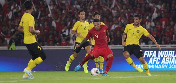 Malaysia thắng ngược Indonesia ở phút 90+7 - Ảnh 1.