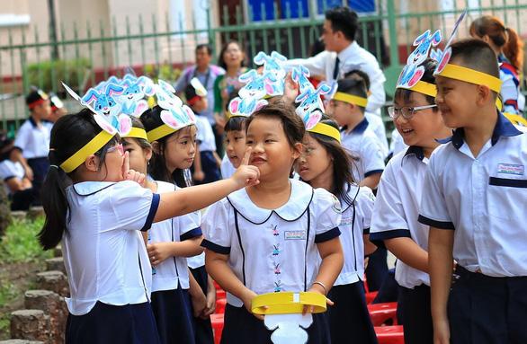 Hơn 22 triệu học sinh khai giảng năm học mới