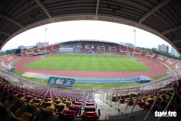Nhận diện sân Thammasat nơi Thái Lan và Việt Nam quyết đấu - Ảnh 6.