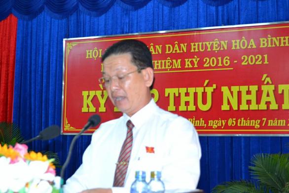 Chủ tịch HĐND bị cảnh cáo về mặt Đảng được bổ nhiệm làm trưởng ban tuyên giáo - Ảnh 1.
