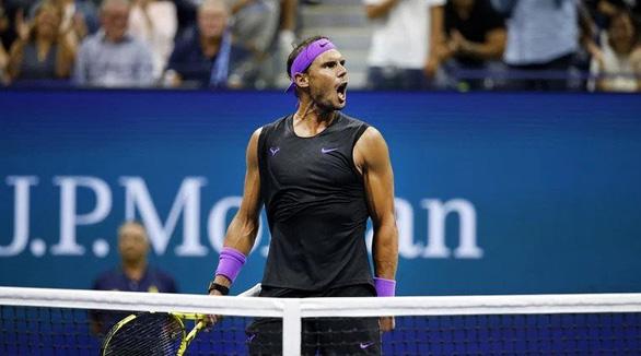 Vào bán kết Mỹ mở rộng, Nadal rộng cửa vô địch - Ảnh 1.