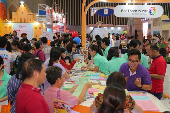 Cẩm nang săn tour giá sốc tại hội chợ ITE HCMC 2019 - Ảnh 1.