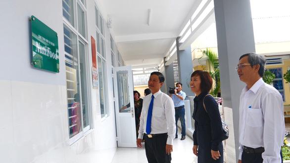 Bình Dương xây nhiều trường học mới cho con em người lao động - Ảnh 1.