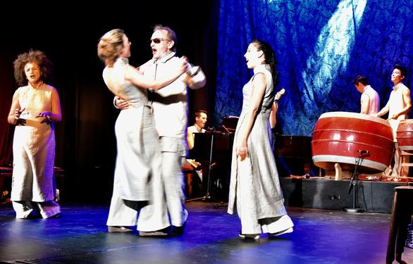 Nhạc kịch Kim Vân Kiều bằng tiếng Pháp lần đầu công diễn tại Việt Nam - Ảnh 4.