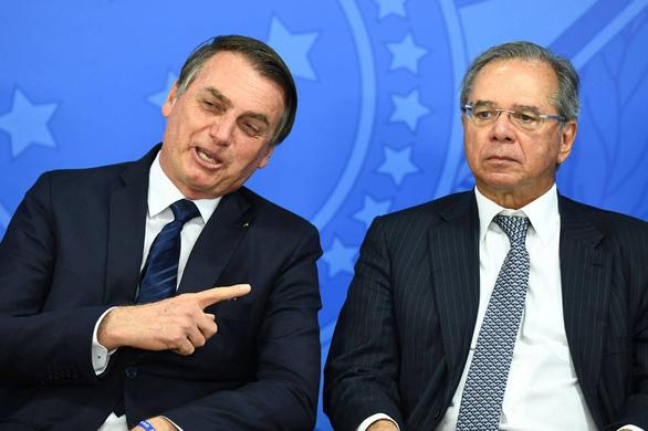 Bộ trưởng Brazil chê đệ nhất phu nhân Pháp: Bà ấy xấu thật! - Ảnh 1.