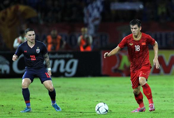 Tiền đạo Tiến Linh hướng đến trận đấu với U22 Trung Quốc - Ảnh 2.