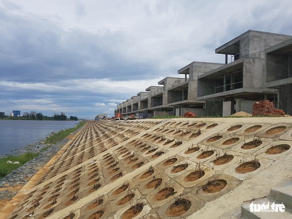 Thu hồi giấy phép xây dựng 36 biệt thự của Đất xanh miền Trung - Ảnh 3.