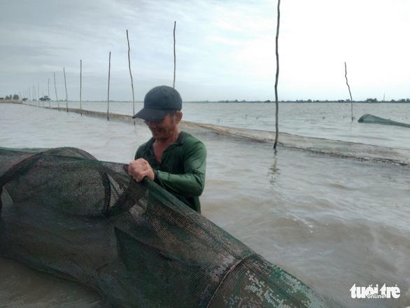 Nước thượng nguồn Mekong lên nhanh, mực nước ĐBSCL vẫn dưới báo động 1 - Ảnh 2.