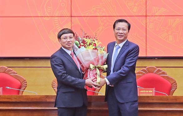 Ông Nguyễn Xuân Ký làm Bí thư Tỉnh ủy Quảng Ninh - Ảnh 1.