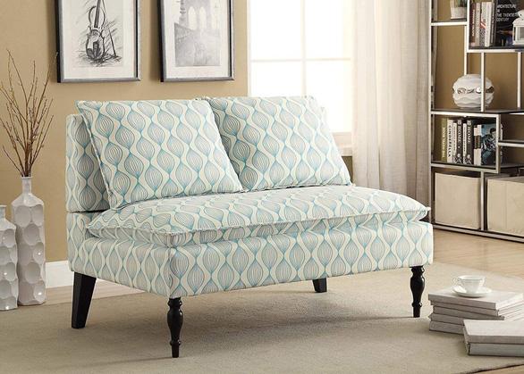 Nhà nhỏ mà lại thích sự ấm cúng, hãy chọn sofa đôi - Ảnh 4.
