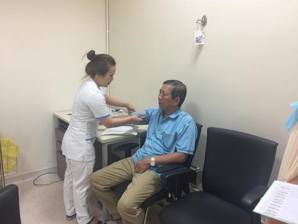 Bệnh viện Quốc tế City khám bệnh lý mạch máu miễn phí - Ảnh 1.