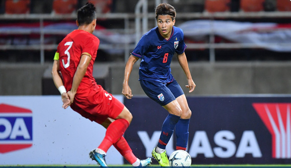 Chấn thương trong trận gặp Việt Nam, Thitipan lỡ cơ hội đối đầu Indonesia - Ảnh 1.