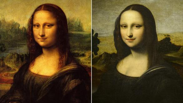 Nàng Isleworth Mona Lisa giống kinh ngạc với nàng Mona Lisa - Ảnh 2.