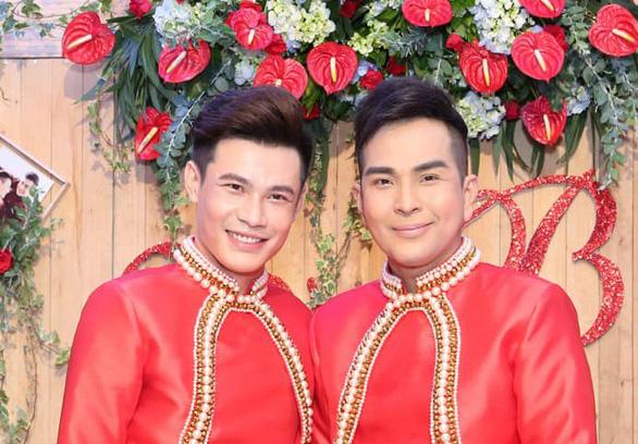 Hôn nhân cùng giới tính - Kỳ 1: Hạnh phúc của nghệ sĩ Hoàng Đăng Khoa - Ảnh 1.