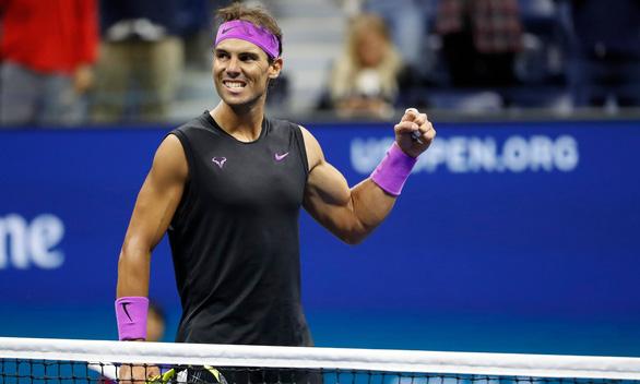 Thắng dễ Berrettini, Nadal gặp Medvedev ở chung kết Mỹ mở rộng - Ảnh 2.