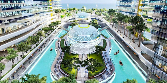 BĐS quốc tế Nhật Bản vinh danh Sunshine Marina Nha Trang Bay - Ảnh 5.