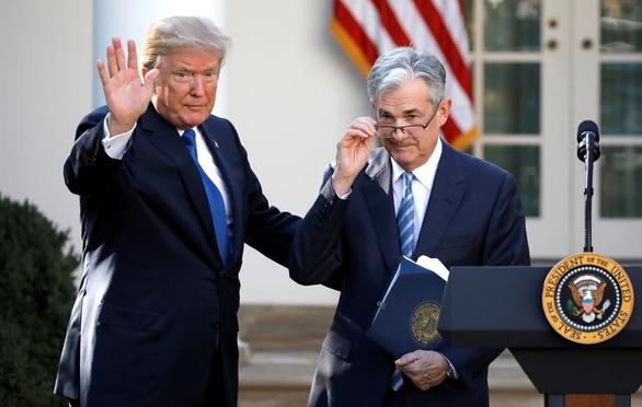 Ông Trump: Trung Quốc đã phải bơm tiền kích thích kinh tế - Ảnh 1.
