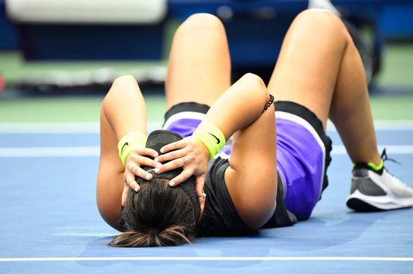 Tay vợt 19 tuổi thắng sốc Serena, vô địch Giải Mỹ mở rộng 2019 - Ảnh 2.