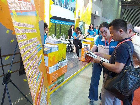 Hơn 8.000 cuộc hẹn giao dịch tại triển lãm Du lịch quốc tế TP.HCM 2019 - Ảnh 1.