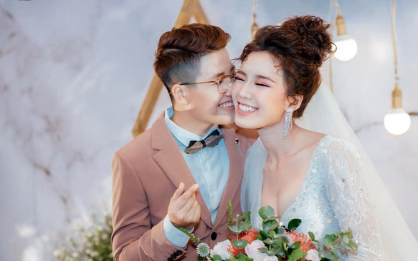 Hôn nhân cùng giới tính - Kỳ 2: Tình yêu sôi nổi của YunBin và Tú Tri - Ảnh 1.