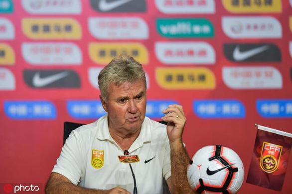 Thua U22 Việt Nam, HLV Hiddink hứa làm mọi cách giúp Trung Quốc dự Olympic Tokyo 2020 - Ảnh 1.