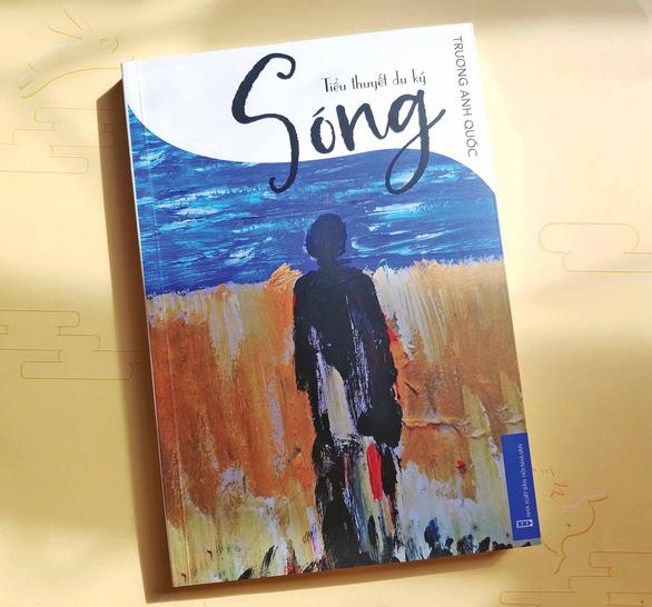 Trương Anh Quốc viết tiếp tiểu thuyết về biển cả - Ảnh 1.