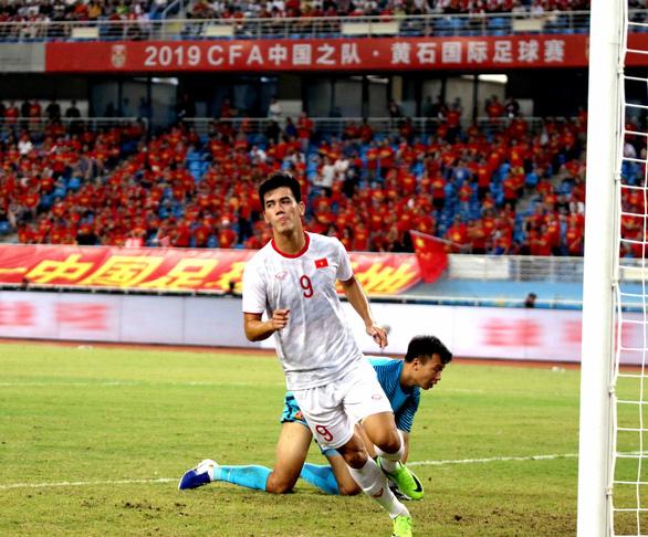 HLV Park nói về trận thắng U22 Trung Quốc: Chỉ là chúng tôi chơi tốt hơn mong đợi - Ảnh 2.