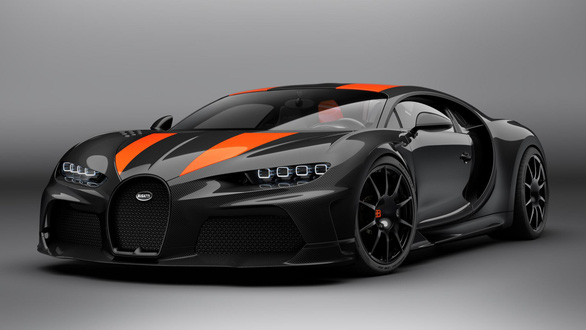 Bugatti bán sạch 30 siêu xe Chiron chỉ sau buổi tiệc đêm - Ảnh 1.