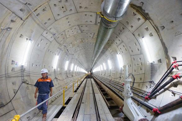TP.HCM: dự án metro số 1 trễ hẹn khai thác tới quý 4-2021 - Ảnh 1.