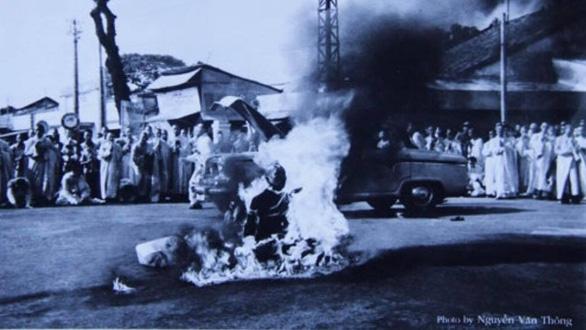 Tác giả bức ảnh Hòa thượng Thích Quảng Đức Vị pháp thiêu thân qua đời - Ảnh 2.