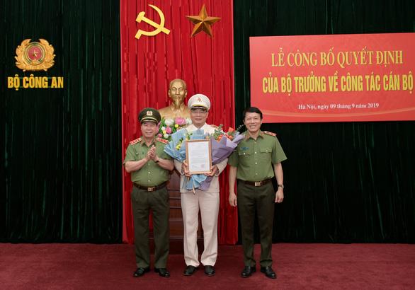 Giám đốc Công an Bắc Giang làm chánh văn phòng Bộ Công an - Ảnh 1.