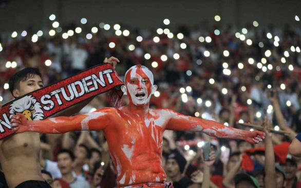 LĐBĐ Indonesia sợ vắng khán giả - Ảnh 1.