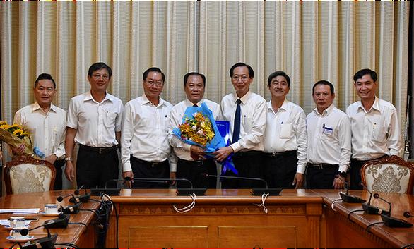 Bác sĩ Nguyễn Hoài Nam làm phó giám đốc Sở Y tế TP.HCM - Ảnh 1.