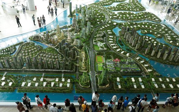 Mặt trái của thành phố thông minh - Ảnh 1.