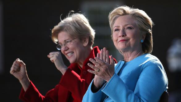 Bầu cử Mỹ: Bà Hillary Clinton sẽ được chọn làm phó tướng? - Ảnh 1.
