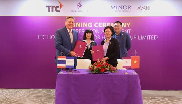 TTC hợp tác cùng Minor Hotels - Ảnh 1.