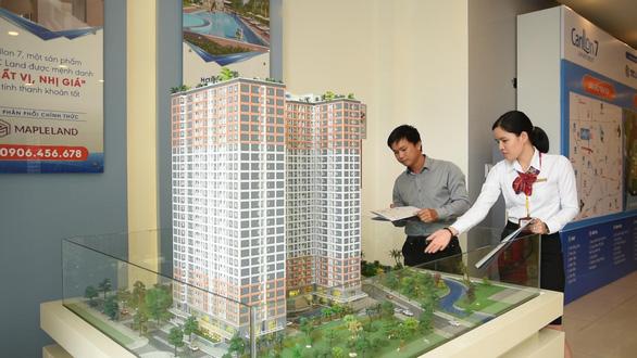 Nhu cầu tìm thuê tăng mạnh đẩy giá căn hộ mới bàn giao - Ảnh 1.