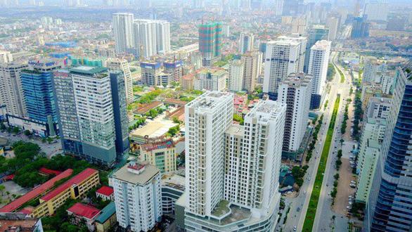 Giới đầu tư bất động sản TP.HCM rút khỏi thị trường Hà Nội - Ảnh 1.