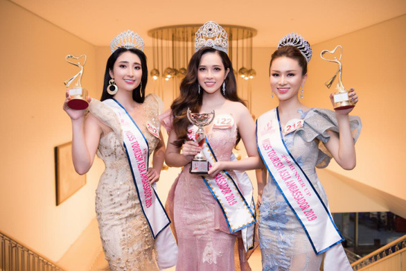 Lê Bảo Tuyền đăng quang Hoa hậu Đại sứ Du lịch Châu Á 2019 - Ảnh 6.