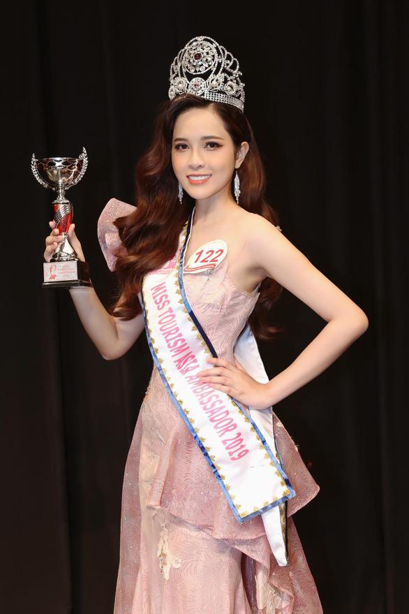 Lê Bảo Tuyền đăng quang Hoa hậu Đại sứ Du lịch Châu Á 2019 - Ảnh 7.