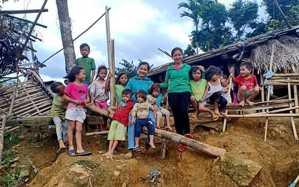 Cô giáo Trà Thị Thu: Tắk Pổ cho tôi những trải nghiệm đẹp nhất - Ảnh 3.
