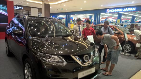 Giá xe hơi sẽ giảm nếu được giảm thuế? - Ảnh 1.